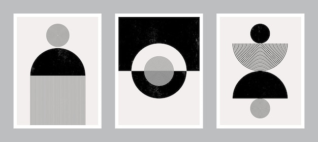 Modern poster art per la stampa. arte astratta della parete. arte di decorazione d'interni digitale. v