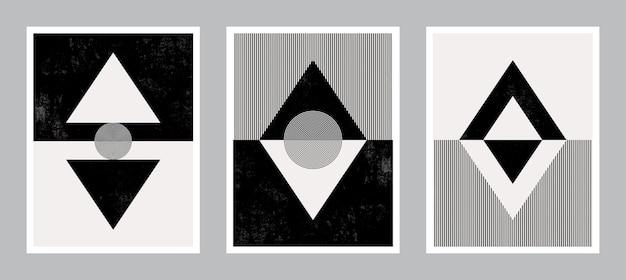 Modern poster art per la stampa. arte astratta della parete. arte di decorazione d'interni digitale.