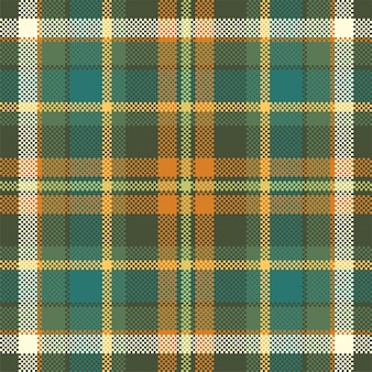Plaid moderno senza cuciture. tessuto a trama quadrata. tessuto scozzese in tartan.