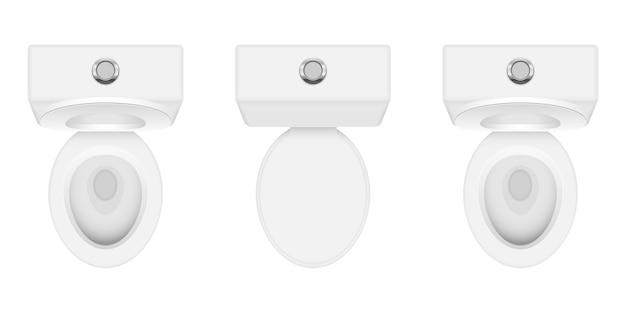 Illustrazione di servizi igienici moderni