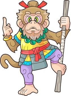 Re delle scimmie