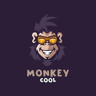 Scimmia logo design