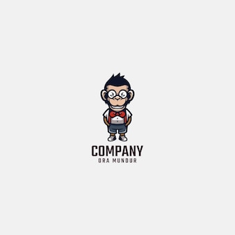 Logo della scimmia