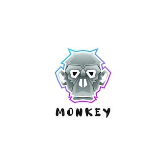 Logo scimmia