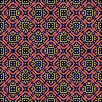 Mosaico sfondo paatern senza soluzione di continuità in stile astratto