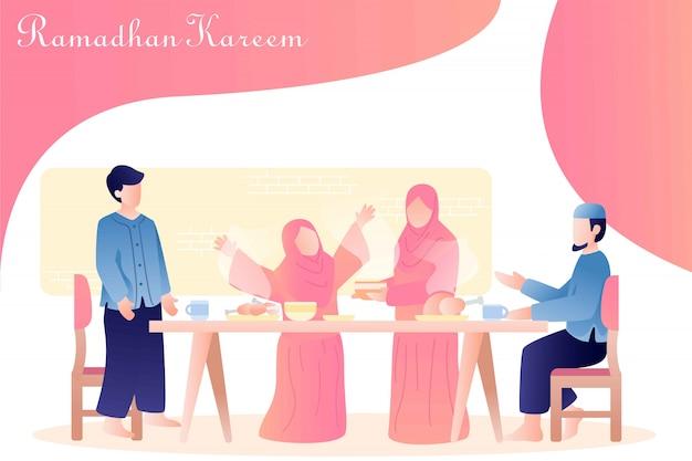 Fam. musulmana
