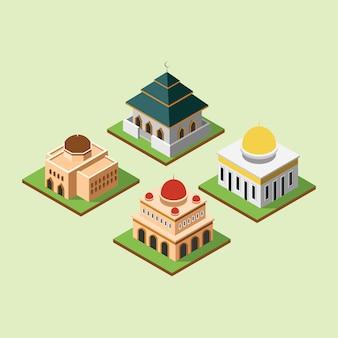 Moschea 3d