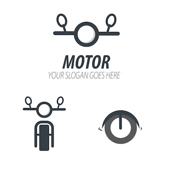 Moto icon design