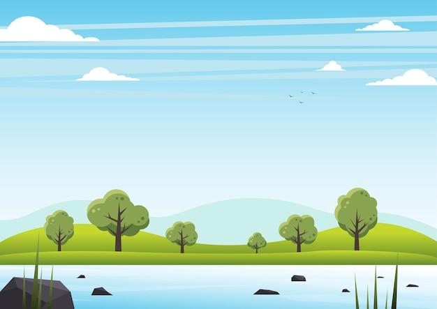 Le montagne e il paesaggio forestale