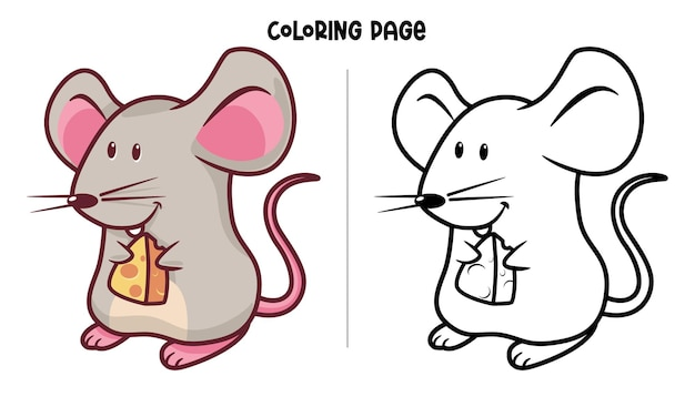 Mouse e formaggio