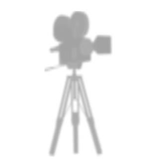 Cinepresa. cinepresa vintage su sfondo bianco. vettore eps 10.