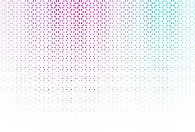 Fondo astratto geometrico multicolore per la tecnologia. illustrazione vettoriale.