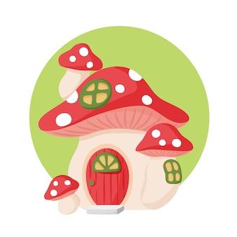 Casa dei funghi