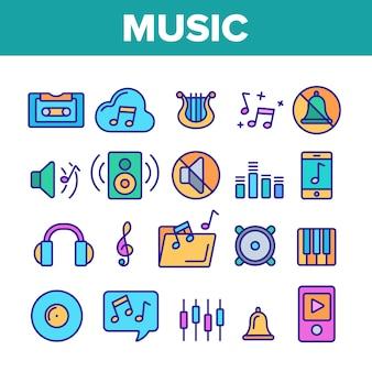 Musica, audio