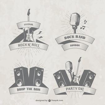 Distintivi festival musica