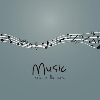 Icona della nota musicale