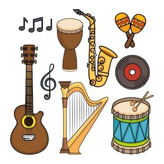 Icona di strumenti musicali