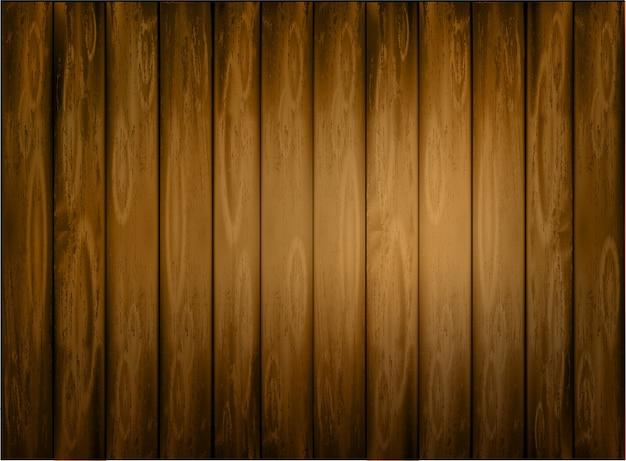 Fondo in legno scuro naturale