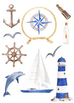 Set nautico