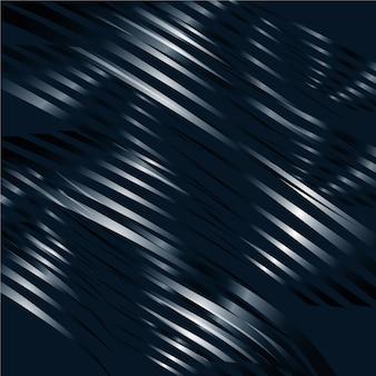 Linee astratte blu navy sfondo