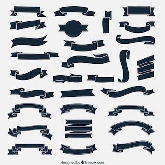 Navy nastri blu collezione