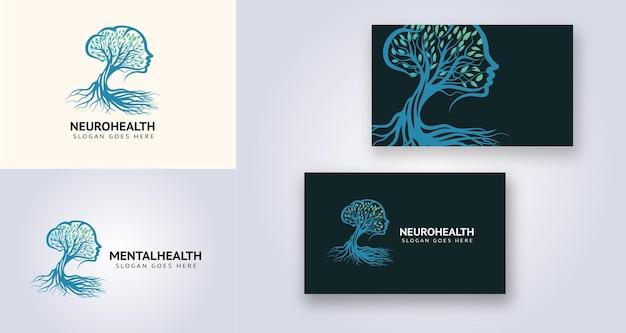 Logo della salute neuro