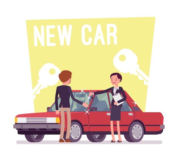 Acquisto di auto nuove