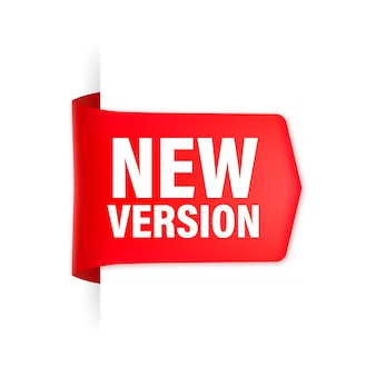 Nuova versione etichetta rossa