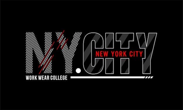 Design della città di new york