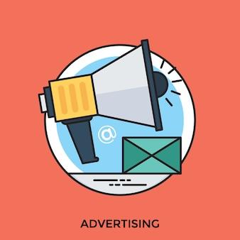 Newsletter pubblicità