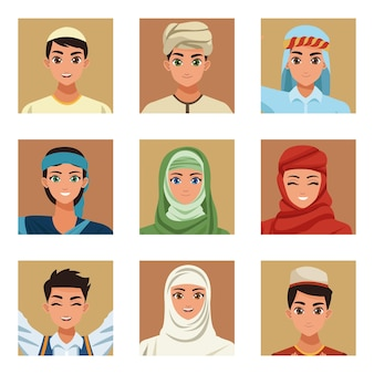 Nove arabi
