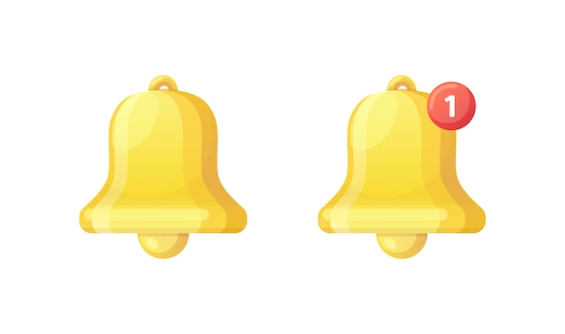 Campanello di notifica per messaggio di posta in arrivo