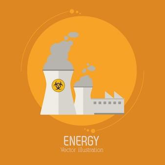 Costruzione di impianti per l'energia nucleare