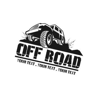 Logo design off road