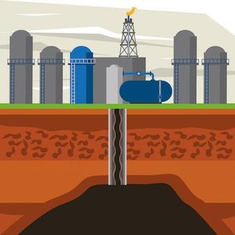 Industria petrolifera e macchinari