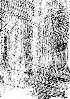 Modello di struttura approssimativa del vecchio grunge