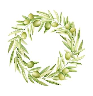 Corona d'oliva