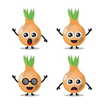 Logo di un simpatico personaggio a cipolla