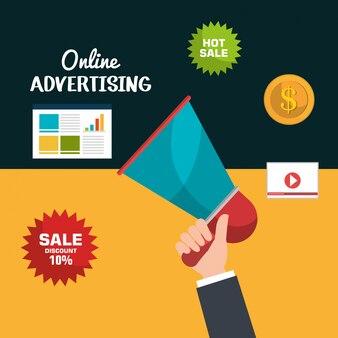 Design pubblicitario online