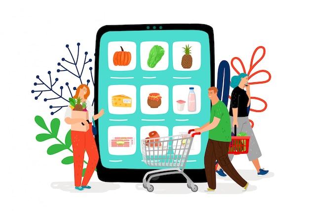 Negozio di alimentari online