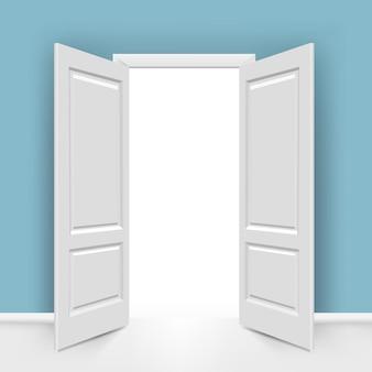 Porte aperte