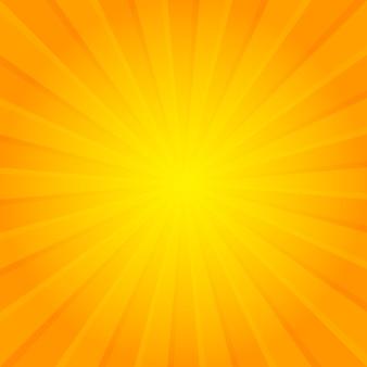 Sfondo astratto arancione