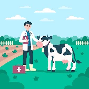 Professione di agricoltura biologica