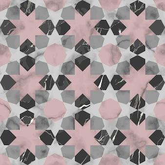 Modello senza cuciture in marmo orientale ripeti lo sfondo per la carta da parati tessile e la stampa interna