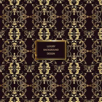 Design di lusso ornamentale
