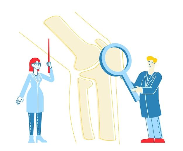 Ortopedia healthcare concept
