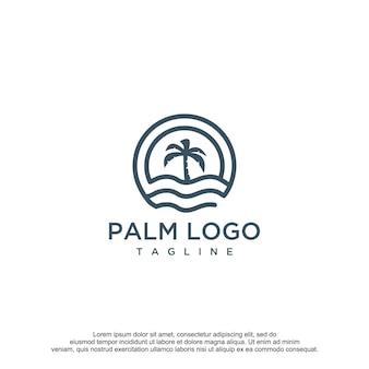 Astellina con logo a forma di palma