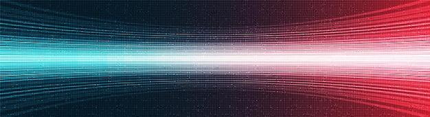 Tecnologia panorama speed light