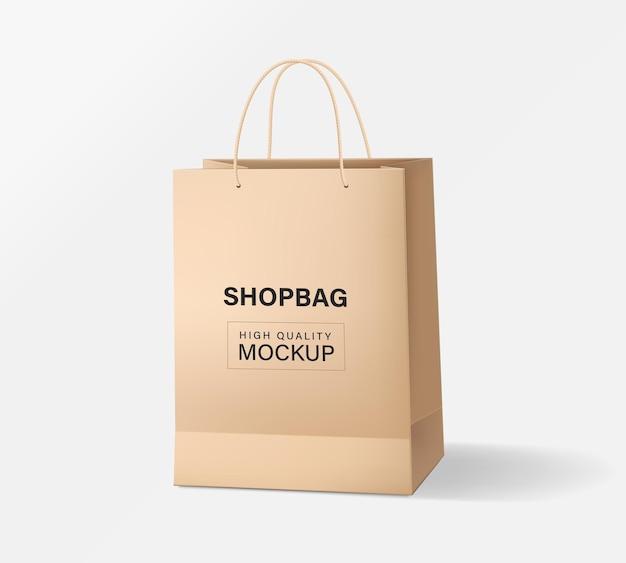 Prototipi di confezioni di sacchetti di carta