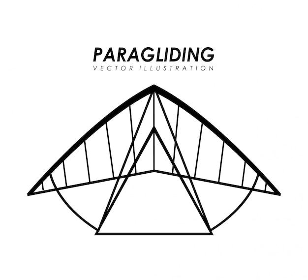 Design parapendio